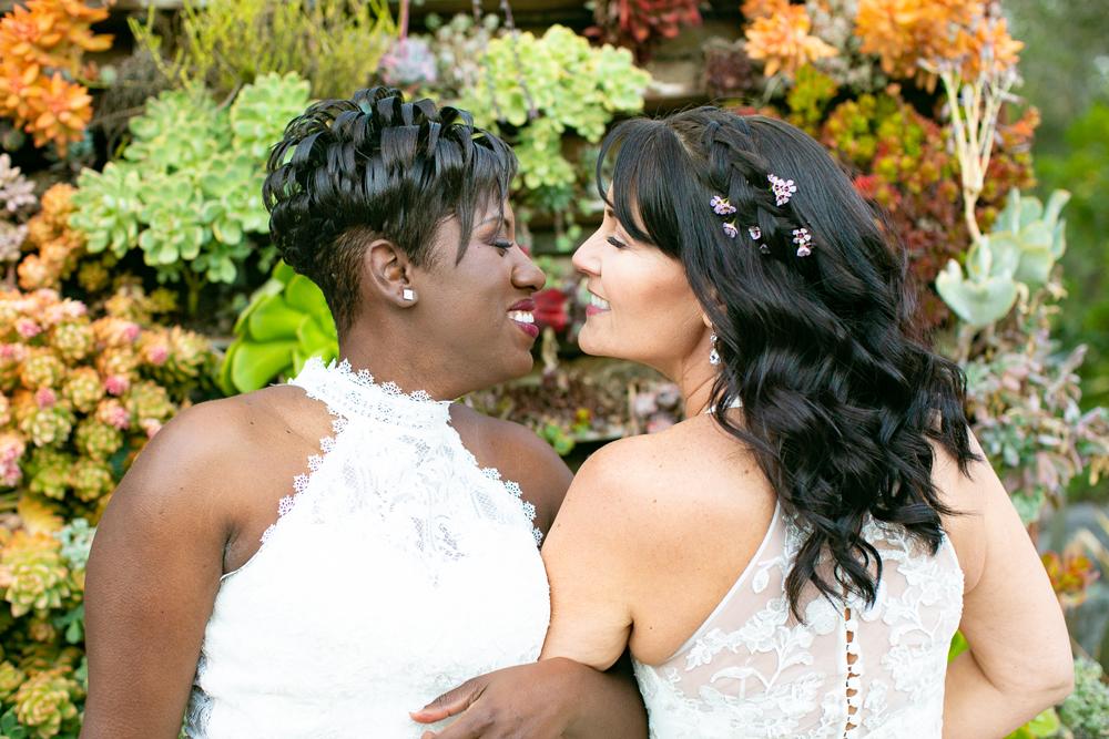 Lesbian on ranch